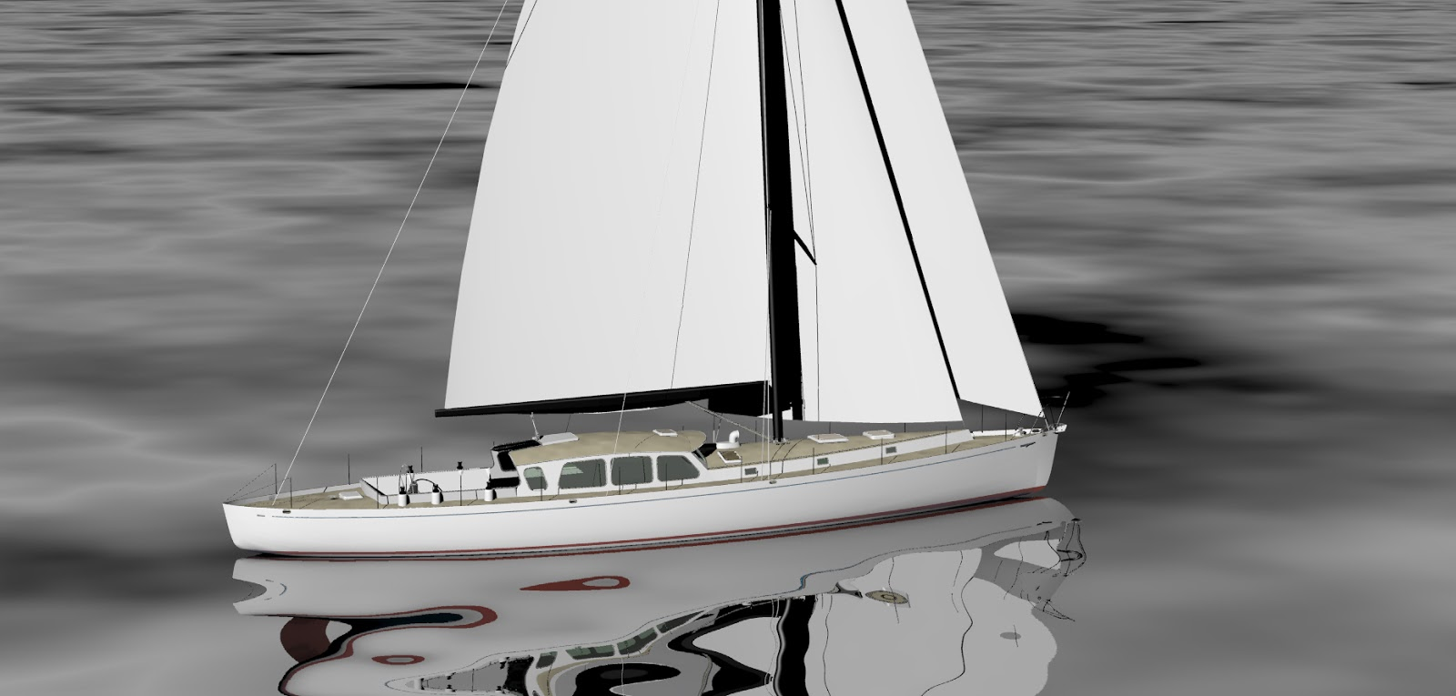 Tanton Yacht Design  Boat Design Of The Month  March 2016