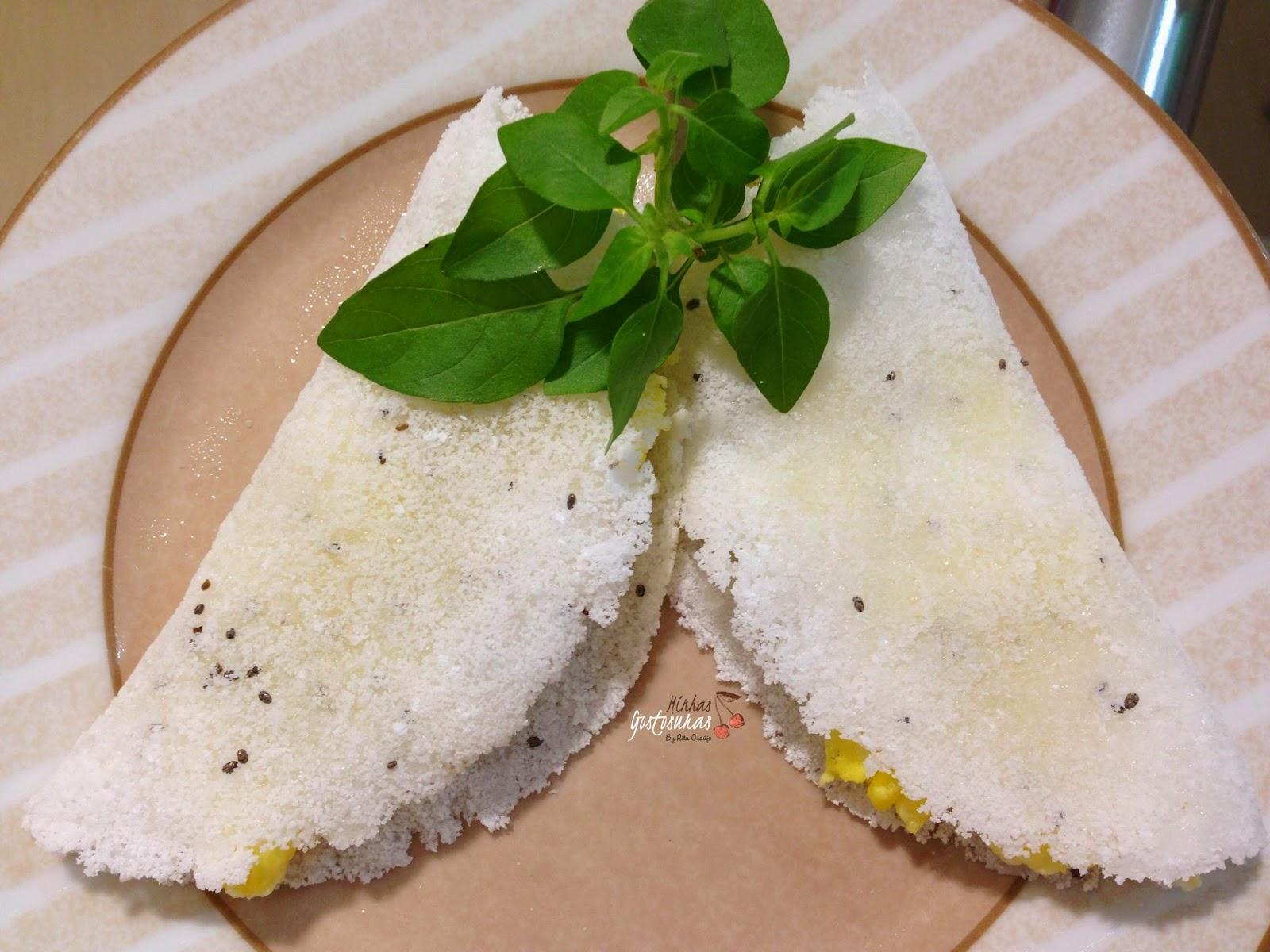 Agua De Uva Passa Para Emagrecer minhas gostosuras®: tapioca saudável: para emagrecer com sabor