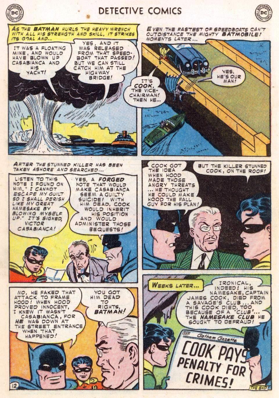 Detective Comics (1937) 183 Page 13