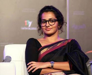 Best Actress Parvathy: Kerala State Film Awards 2015