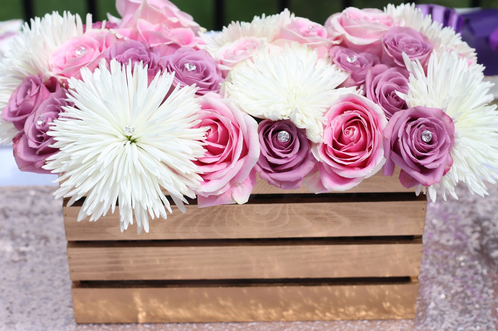 Romantic Garden Wedding | AK Party Studio