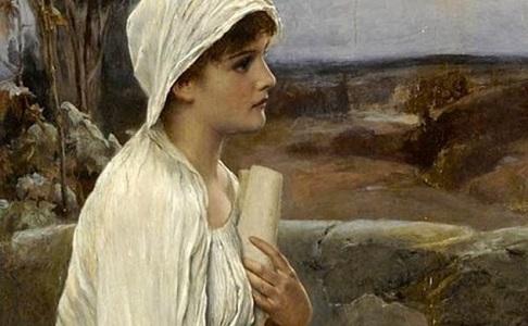 Filozof İskenderiyeli Hypatia'nın Ölümü