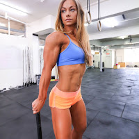 Female Bodybuilding, The Competitive Edge