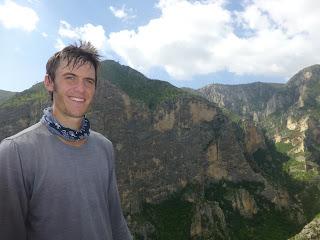 Zack Szablewski runner