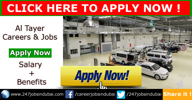Staff Recruitment at Al Tayer Group Careers and Jobs