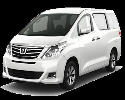 Sewa Alphard 12 jam Jakarta – Tangerang – Smart Rent Car