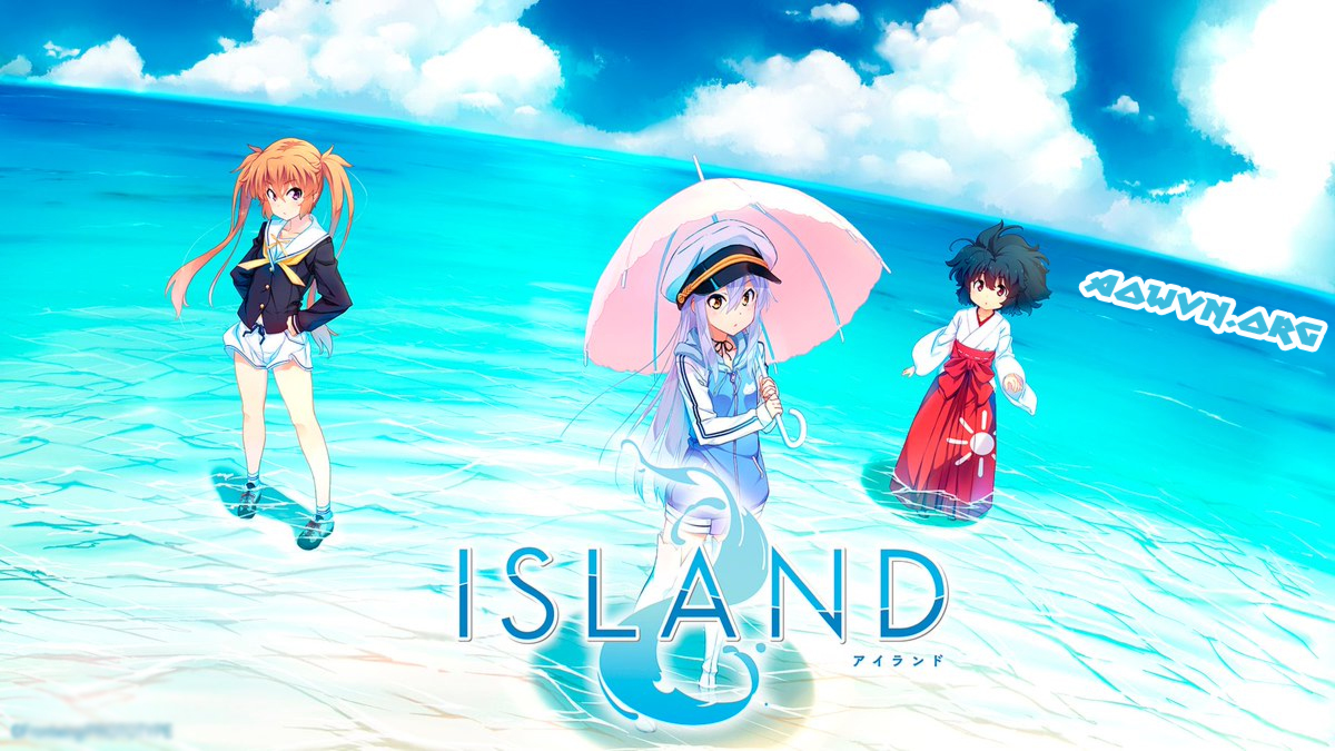 6 - [ Anime 3gp Mp4 ] Island | Vietsub - Hít Drama ngập phổi!!