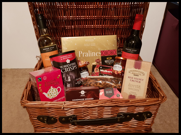 The best Christmas gift for someone who is hard to buy for as a Prestige Hamper
