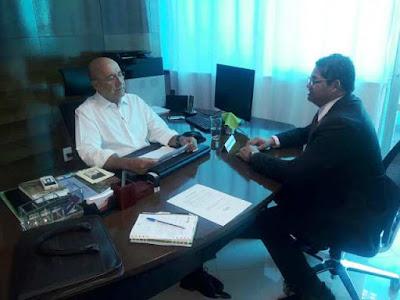 Vereador Augustinho garante recuperação de vias públicas junto ao Governo do Estado