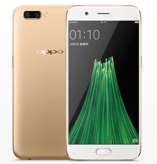 oppo r11 gold color