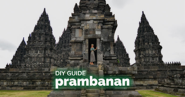 diy guide to prambanan temple