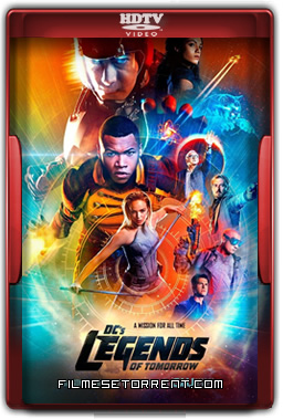 Legends of Tomorrow 2ª Temporada Legendado Torrent 2016 HDTV 720p 1080p Download