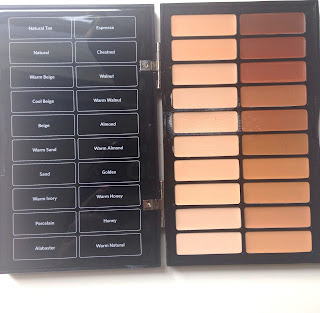 Bobbi Brown BBU Palette Foundations