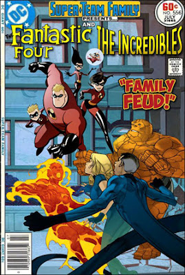 Verses The Fantastic Four
