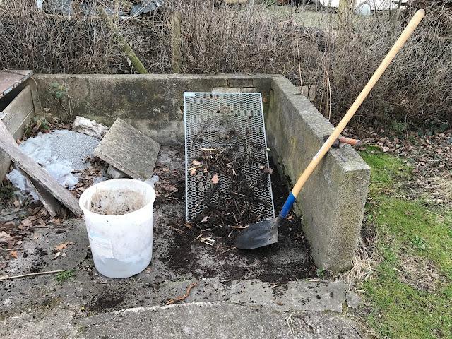 reifer Kompost wird gesiebt (c) by Joachim Wenk
