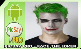 Joker Face Suicide Squad