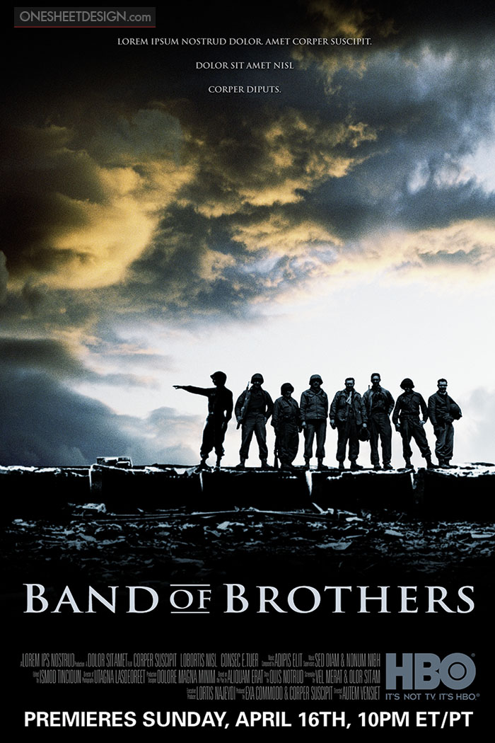 Nonton Film Band Of Brothers (2001)