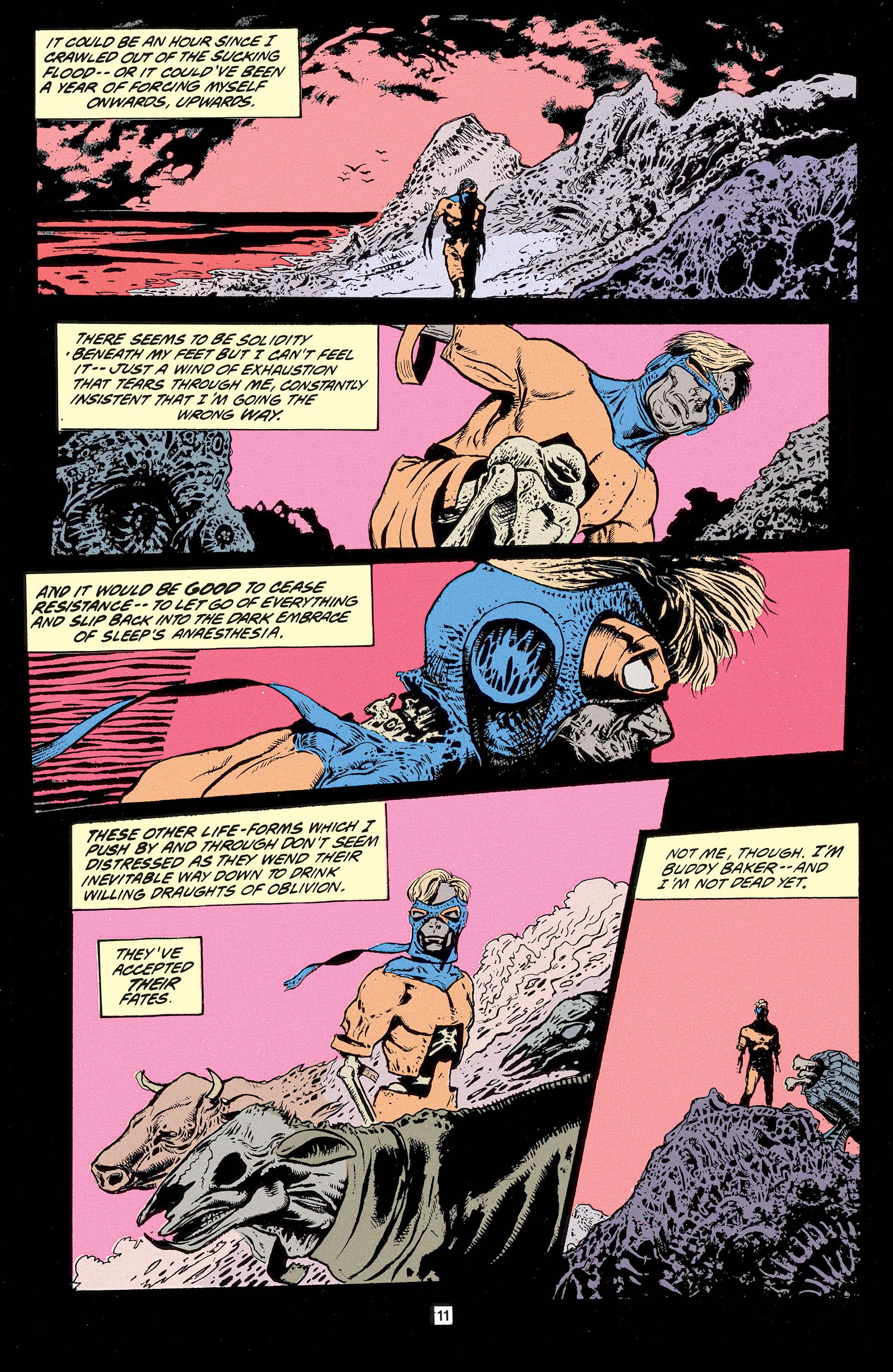 Read online Animal Man (1988) comic -  Issue #52 - 12