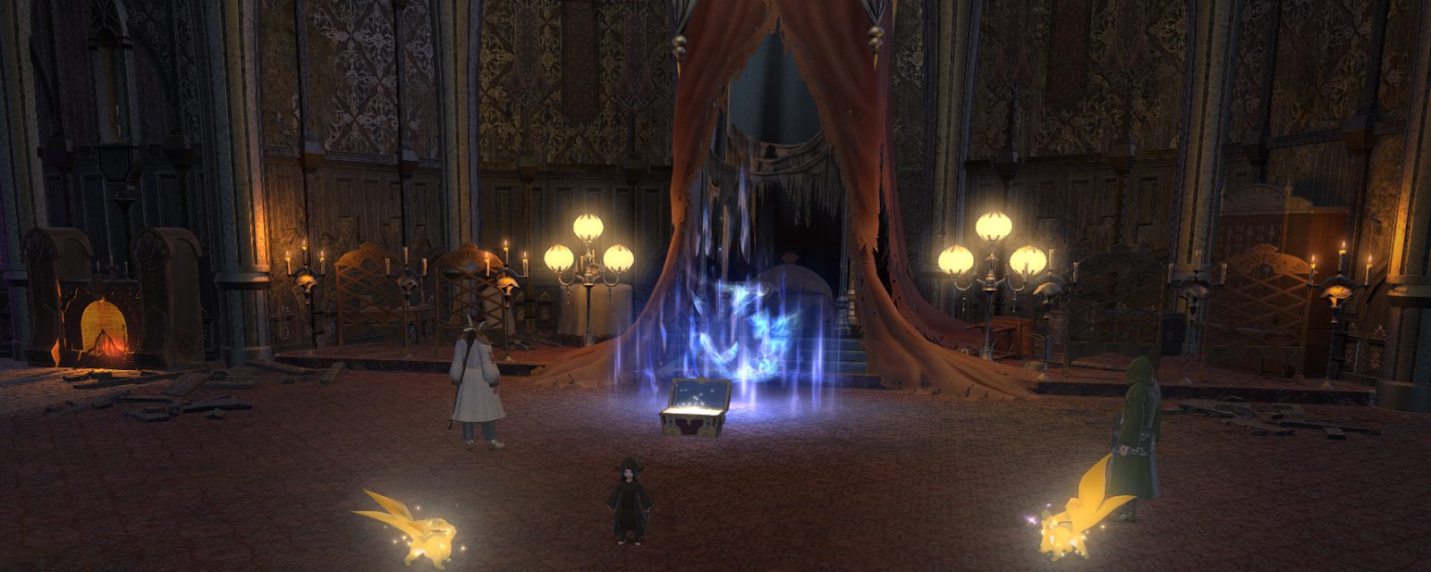 Inventory Full: The River Flows One Way : FFXIV:ARR