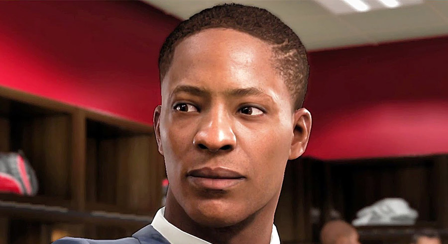 Alex Hunter - Fifa 17