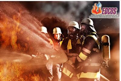 Edcos.- Equipos Contra Incendios