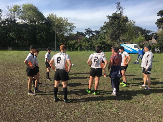 Jornadas complicadas para el rugby en los Juegos Evita