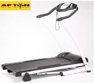 Afton Xo-100 Cardio Fitness Treadmill