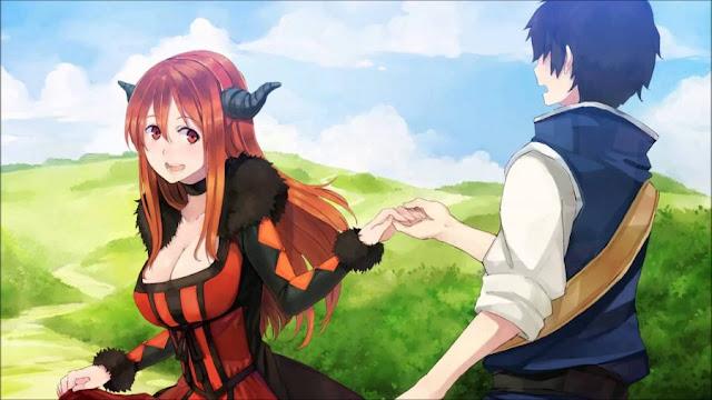 Maoyuu medieval anime