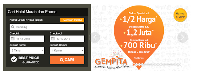 Booking hotel di PegiPegi
