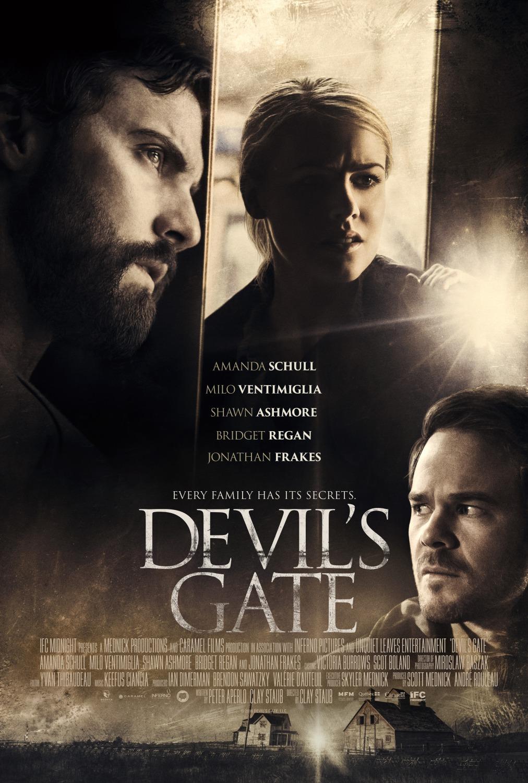 Nonton Film Devil's Gate (2017)