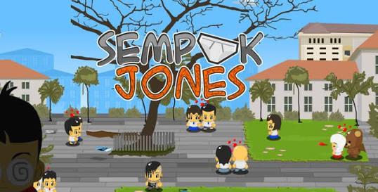 Game Android Sempak Jones