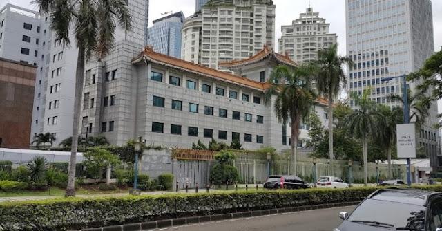 Kedubes China Bakal Digeruduk Umat Islam Sehabis Shalat Jumat