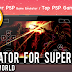 Super PSP emulator for android / Run PPSSPP games on android  / No crash problem !