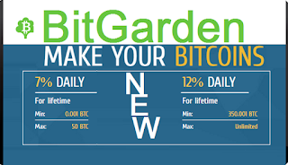 Bitcoin FORUM: BITGARDEN investment review