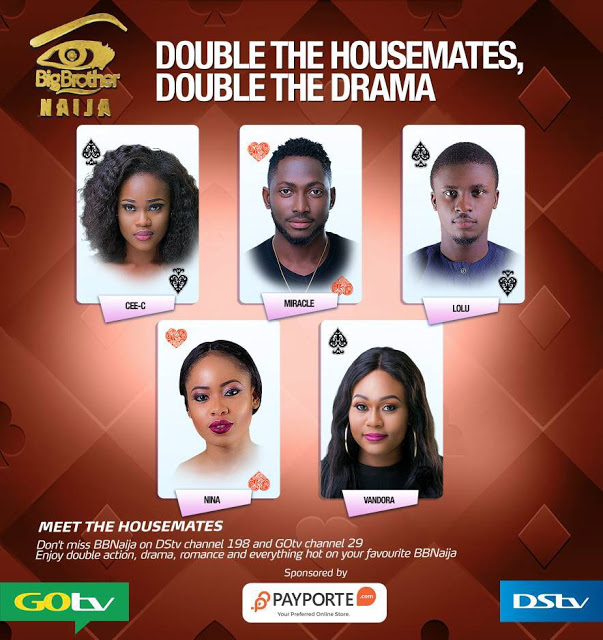 Highlights From The #BBNaija Live Show - The Big Fat Eviction Joke
