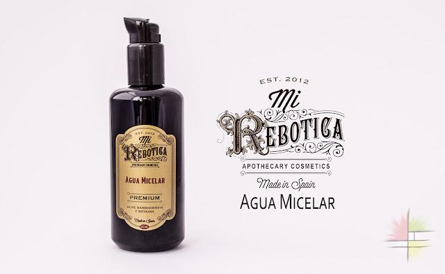 Agua Micelar Premium de Mi Rebotica