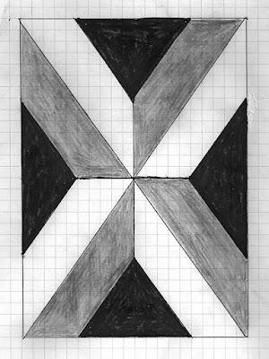 King's cross pattern