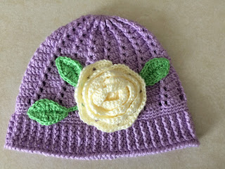 AnnaVirginia Fashion - Soft and Sweet Easter Hat