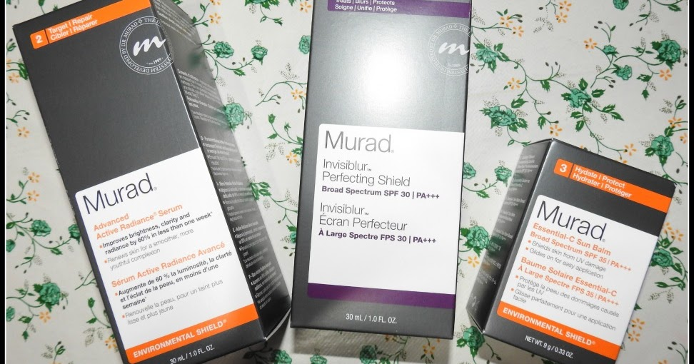 Murad advance active radiance serum, siero intensivo.