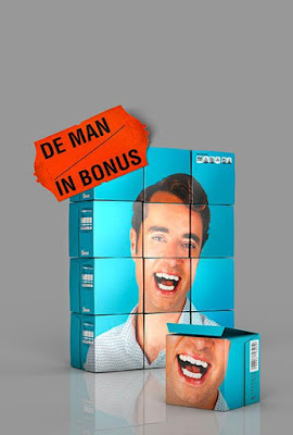 Martijn Hillenius De man in bonus