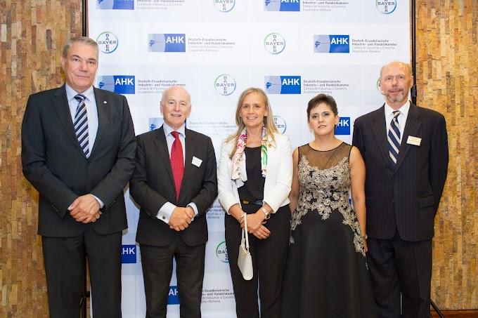 Bayer celebra 50 años de aporte a una vida mejor para los ecuatorianos