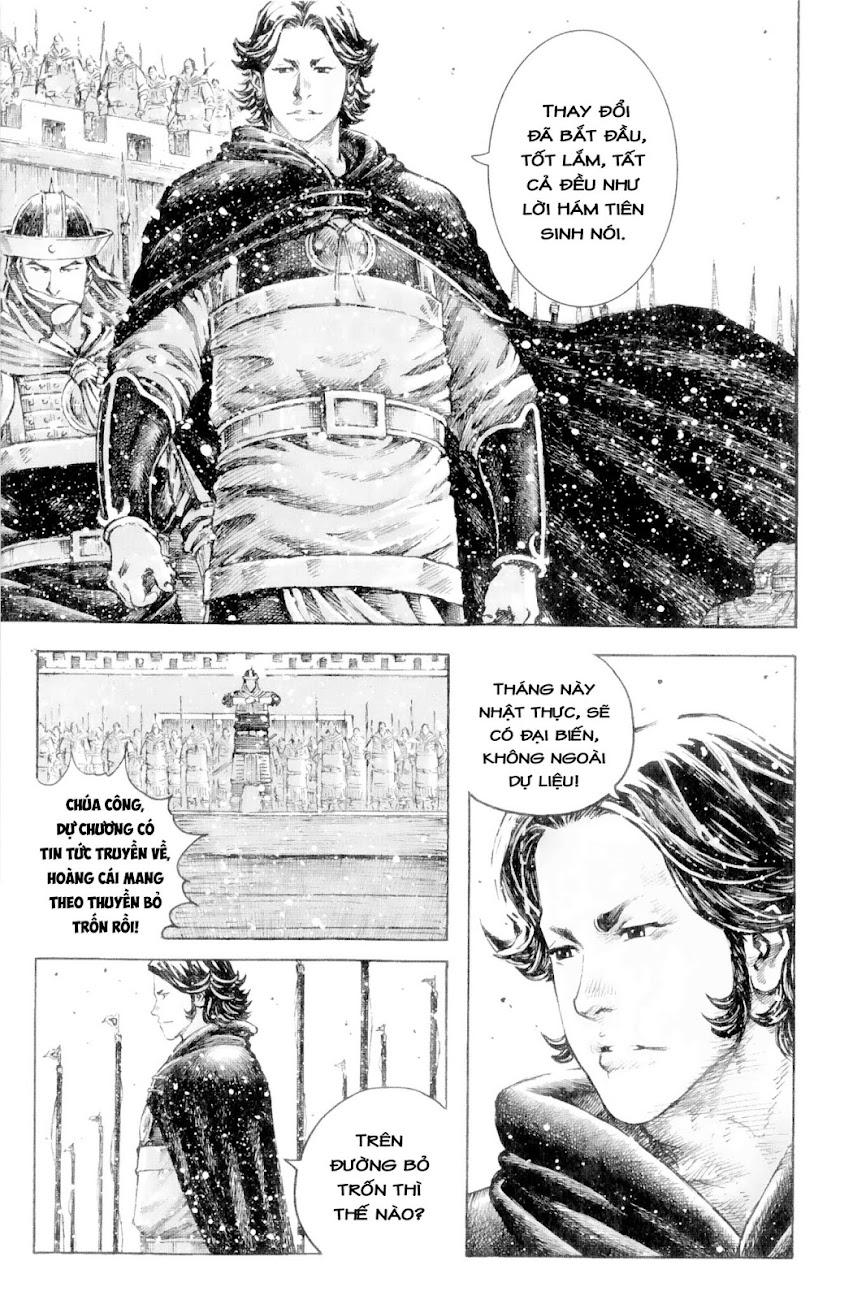 Hỏa phụng liêu nguyên Chương 411: Sơn hậu hữu sơn [Remake] trang 3
