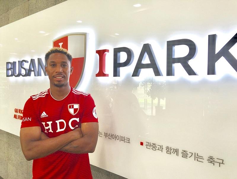 Transfer Profile: Sherijl MacDonald Busan IPark