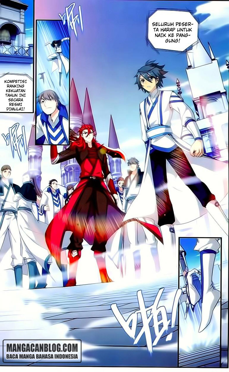 Battle Through the Heavens Chapter 146-43