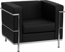 Regal Series Contemporary Lounge Chair