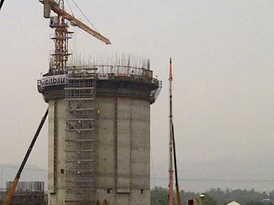 Rental Tower Crane untuk Pembangunan Konstruksi Gedung Bertingkat