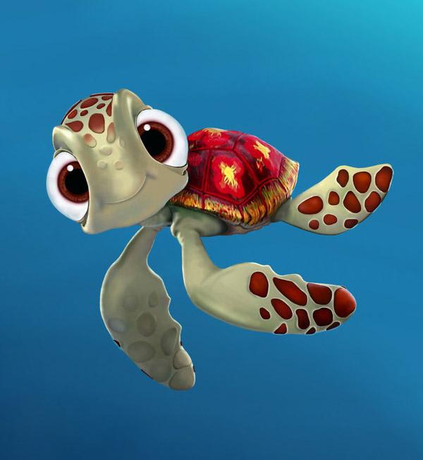 Cartoon Network Walt Disney Pictures: 7 Walt Disney Animal ...