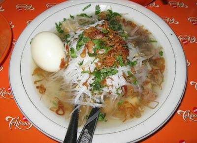 resep sop ubi rasa soto, cara membuat sop ubi rasa soto