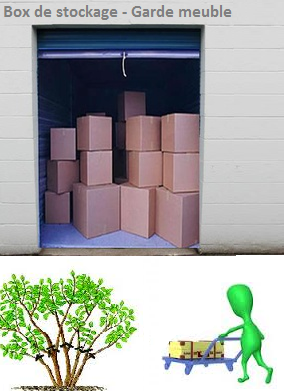 conseils avant de louer un box de stockage dans un garde meuble type self stockage. Black Bedroom Furniture Sets. Home Design Ideas
