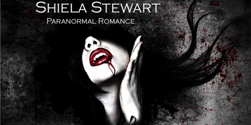 Paranormal Romance Author Shiela Stewart